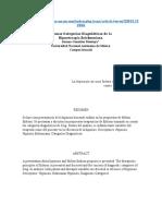 Zeig y Erikson Criterios Diagnosticos