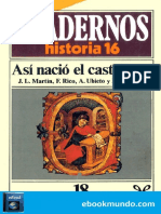Asi Nacio El Castellano - AA. VV