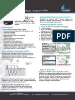 Cygnus6plus Data Sheet Issue1a