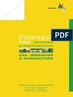 Catalogue OIEAU