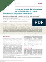 Atrial Fibrillation in Acute Myocardial Infarction