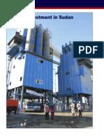 Investment in Sudan