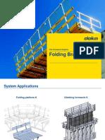 Folding Platform K