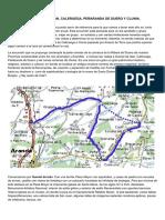 Ruta Peñaranda de Duero y alrededores