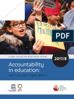 UNESCO (2017) - GEM Accountability in Education