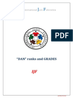 DAN Grades IJF Regulations
