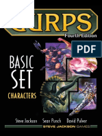 4 GURPS Basic Set Characters RU