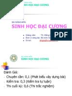 SHDC. Bai 1