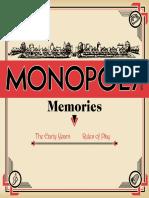 Monopoly 1935 Book