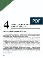 Bab4-Investasi Dan Hutang Jangka Panjang