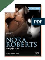 Nora Roberts - Rod ODwyer 3 - Magija krvi $.pdf