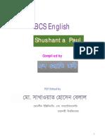 Shushanta Paul English Note