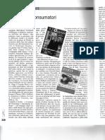 Carlo Alessandro Landini - Giustizia & Consumatori (Studi Cattolici Marzo 2009)