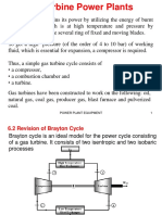06 Gas Turbine Power Plant