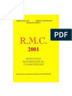 Romanian Mathematical Competitions2001.pdf