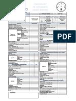 64960132 Checklist Para Tractocamion