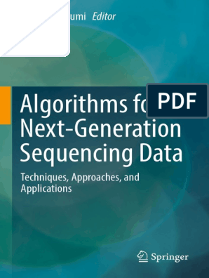 Algorithms for Next-Generation Sequencing Data: Mourad