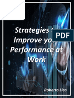 Strategies to Improve Your Work Performance - Roberto Lico