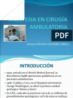 ANESTESIA EN CIRUGÍA AMBULATORIA.ppt