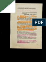 Judio, Maricon, Gallego y Neosensible (% Idéologie Argentine Début Xxs)