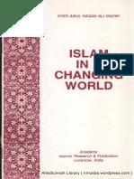 IslamInAChangingWorldByShaykhAbulHasanAliNadwi
