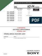 Sony KDL-22BX300,32BX300 Chassis AZ1-FK  .pdf