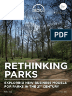 Rethinking Parks - New Business Models