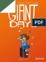 Giant Days 2 - Muestra Prensa