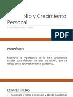 Presentación Desarrollo Personal - Dale Carnagie
