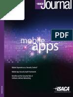 Journal Volume 4 2016 MobileApps