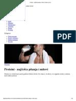 Proteini - Najčešća Pitanja i Mitovi _ Fitness.com