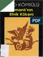 Osmanlının Etnik Kökeni - Fuad Köprülü.pdf