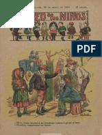 Correo de Los Niños Nº 03 (23.04.1913)