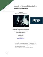 ChapterSocialNetworksIdentityBookTechnoselfProfRBarker2011