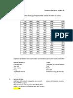 Uso de Función Histograma de Excell 1