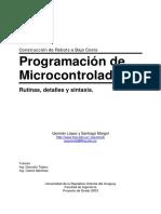 Programacion Pic