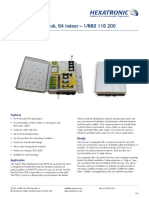 28701 1 NBD116200 Fiber Distribution Hub 64 Indoor