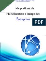 Guide Pratique E Reputation Usage Entreprises