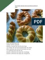 Biscoitos de Bicarbonato de Sódio