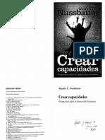 Martha Nussbaum - Crear Capacidades- (1)