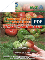 Manual Del Tomate Margariteño