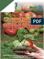 Manual Del Tomate Margariteño