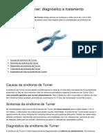 Sindrome de Turner Diagnostico e Tratamento 3477 Opn2nv