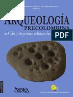 Arqueologia Precolombina en Cuba y Argen