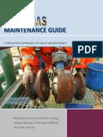 OIL & GAS Maintenance Guide - VALVE