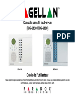 Guide d Utilisateur Alarme MAGELLAN 6160
