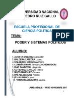 Poder y Sistemas Politicos 2[1]