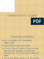 2. Demand and Supply (1)