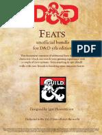 D&D 5E - 18 Extra Feats.pdf