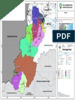 15. Peta Kabupaten Malinau